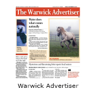 The Warwick Advertiser